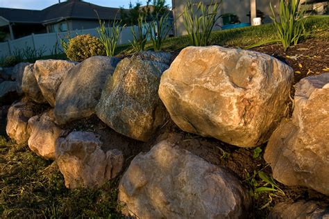 boulder retaining wall ideas  inspiration hipages