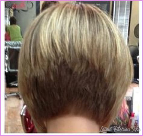 Rear View Short Inverted Bob Hairstyles 2013 | 2013 rear view of bobs inverted bob rear view