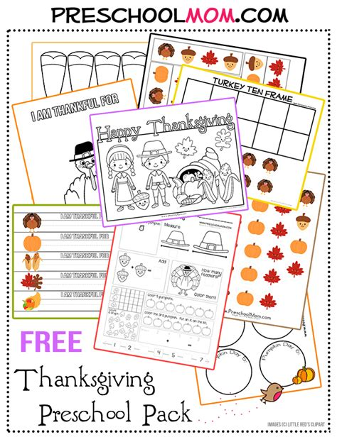 kindergarten activities for thanksgiving 23 new homeschool freebies deals more for 11 4 15