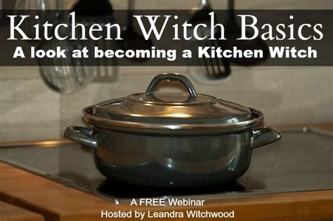 Best Kitchen Basics Review Kitchen Witch Basics A Look At Becoming A Kitchen Witch
