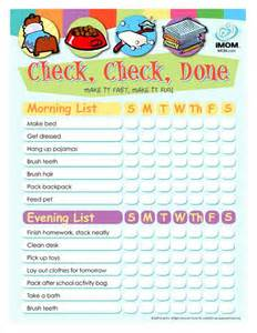 To Do List Template For Kids 25 Best Ideas About Kids Checklist On Pinterest Camping