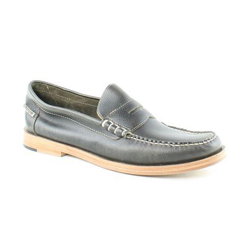 j d fisk loafer black shoes mens size 10 5 m 140 cad
