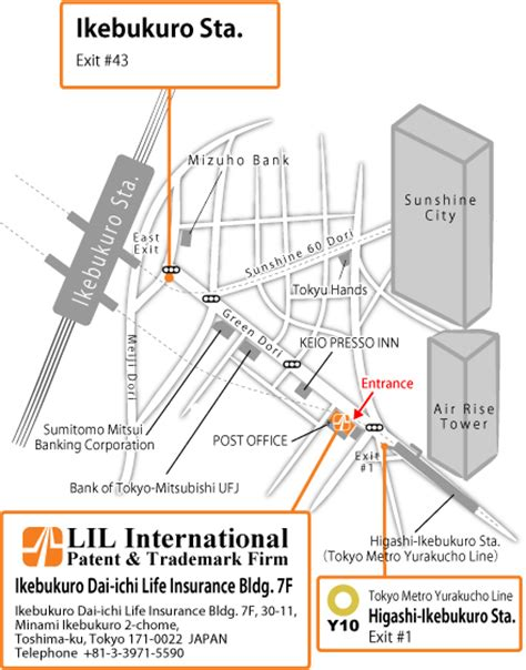 lil international patent trademark firm
