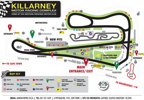 layout design jobs cape town nearesttrack killarney international raceway 1h drive