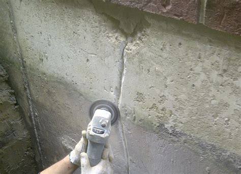 repair basement cracks foundation cracks when to start worrying