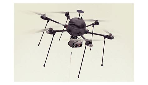 this surveillance drone never needs to land
