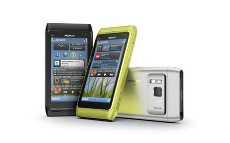 nokia 5 megapixel phone with flash top 5 phones in december 2011 techno world