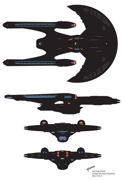 design the next enterprise contest star trek titan dark mirror universe page 5