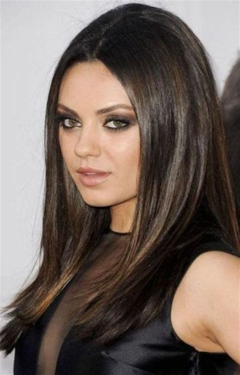 dark hair color ideas to try in 2017 haircuts and