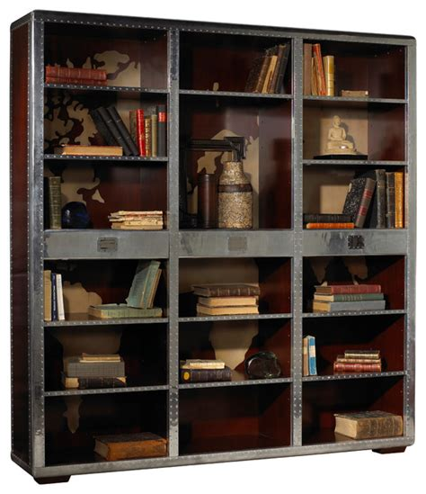 Book Cases Heritage Ferault Bookcase Industrial Bookcases