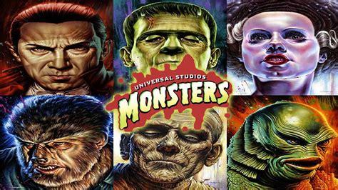 classic monster wallpaper classic movie monsters wallpaper www pixshark com