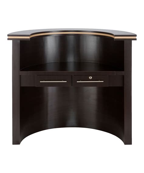 Circular Reception Desk Bali Circular Reception Desk
