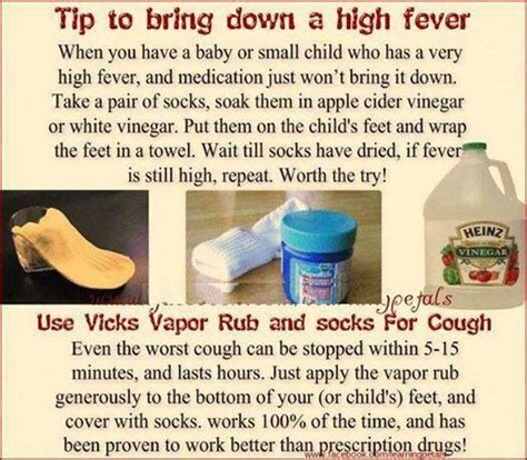 Does Detoxing Make You Cough by Tip To Bring A High Fever Trusper