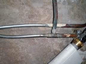comment changer un robinet 224 tuyau rigide sans soudure