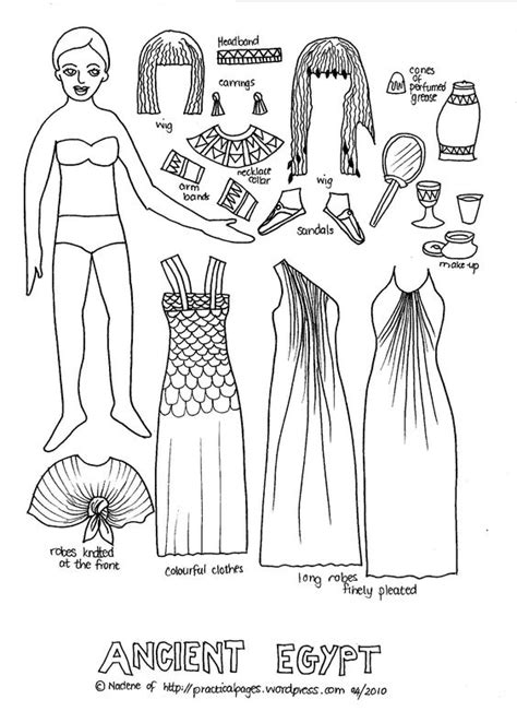 Ancient India Coloring Pages by Paper Dolls World History Coloring And Food