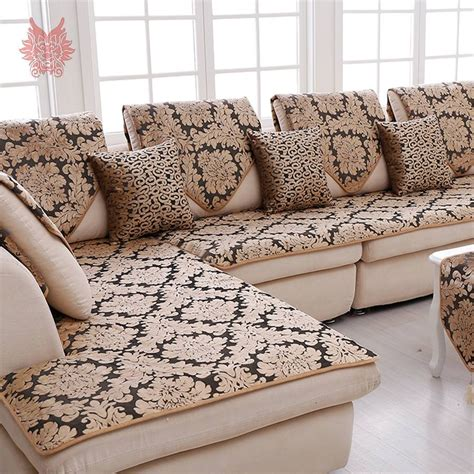 Gold Sectional Sofa Gold Sectional Sofa Catosfera Net