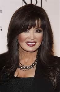 marie osmond hairstyle 2015 marie osmond olivia newton john is honored as the nbt