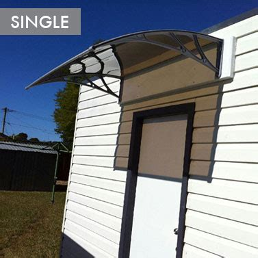 Single Door Awning by Single Window Door Polycarbonate Awning 120cmx80cm Buy Outdoor Shade
