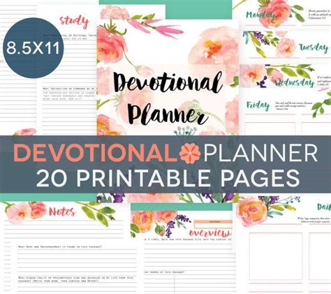 printable daily devotional calendar 42 best images about perennial planner organization