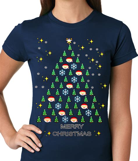 personalizing your ugly christmas t shirt to make it