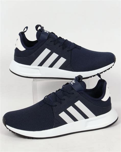 Adidas Nevy adidas xplr trainers navy white originals shoes running