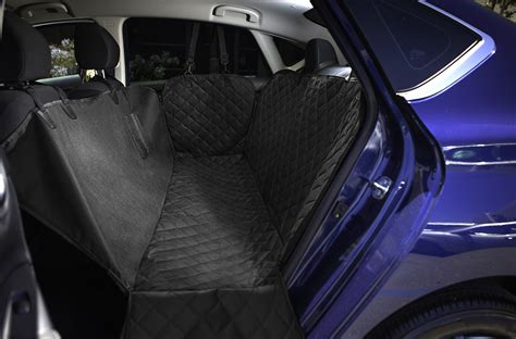 rear hammock car seat cover pet hammock car seat cover suv rear bench protection