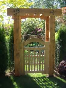 Garden Gate Trellis Arbor Gate Wooden Arbor Tool Galleries