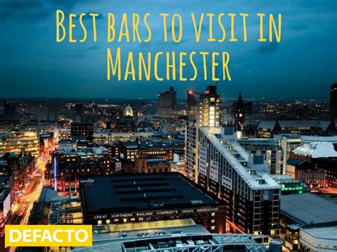 Top Bars In Manchester by Best Bars In Manchester Defactosalons Defactosalons
