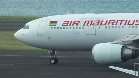 d 233 part airbus a330 200 air mauritius a 233 roport roland garros run
