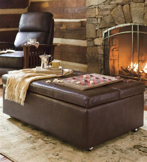 stillmore coffee sleeper ottoman 17 best ideas about sleeper ottoman on ottoman