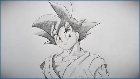 dibujos realistas muy faciles dibujos a lapiz de dragon ball z faciles archivos
