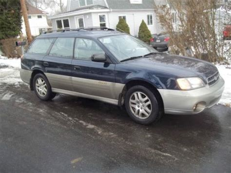 how it works cars 2001 subaru outback electronic toll collection sell used 2001 subaru outback awd runs and drives great drive it home today in east haven