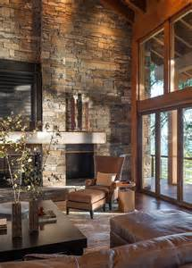living room stacked stone wall interiors with decorative stone in living room stacked stone wall