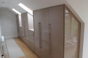 Loft Bedroom Furniture High Gloss Wardrobes Contemporary Wardrobes Gloss