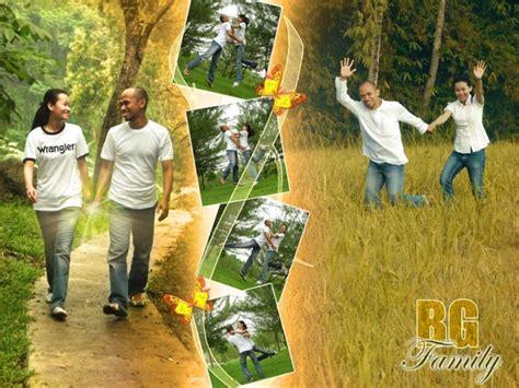 design foto banyak design foto kolase wedding semesta fotografi