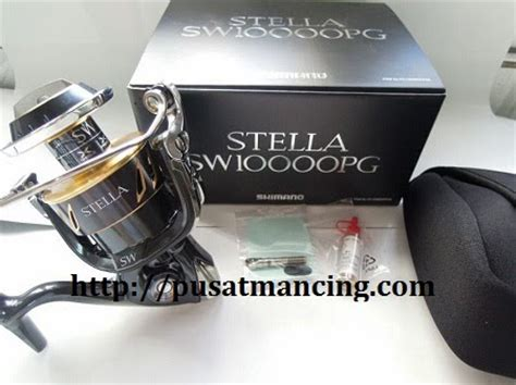 Alat Pancing Shimano Stella toko alat pancing lenkap reel shimano