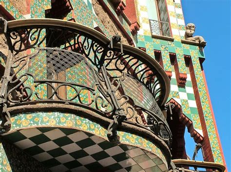 casa arabe barcelona the first house ever designed by gaud 237 turns into a museum