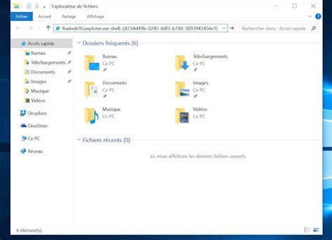 creer raccourci bureau comment cr 233 er un raccourci d une modern app sous windows 10