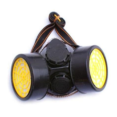 Masker Respirator Dual Catridge cartridges anti dust paint respirator mask for