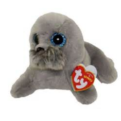 ty wiggy seal ty beanie baby boo pricefalls