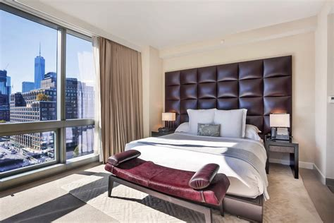 appartement new york rent appartement de luxe avec vue d une chambre dans un h 244 tel