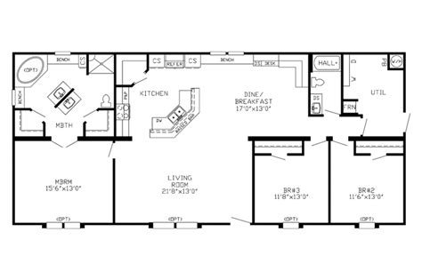 mobile pole flooring clayton homes home floor plan manufactured homes