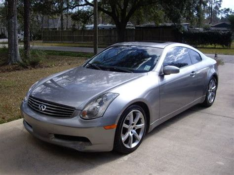 buy used infiniti g35 coupe buy used 2004 infiniti g35 coupe in slidell louisiana