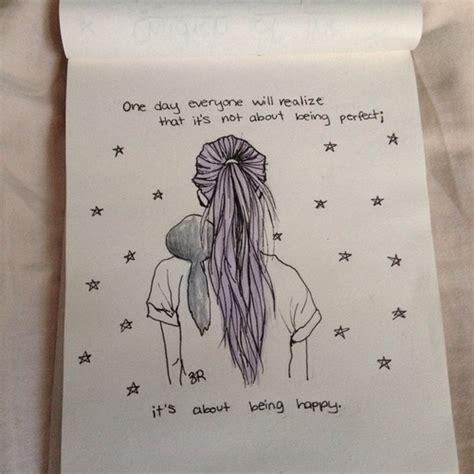 sketchbook birthday lyrics drawing hair quote sketch sketchbook