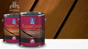superdeck colors superdeck 174 deck care system sherwin williams