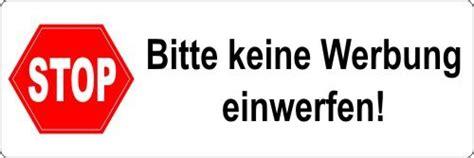 Keine Werbung Aufkleber Metall by Briefkasten Freistehend Wei 223 Briefkastentipps