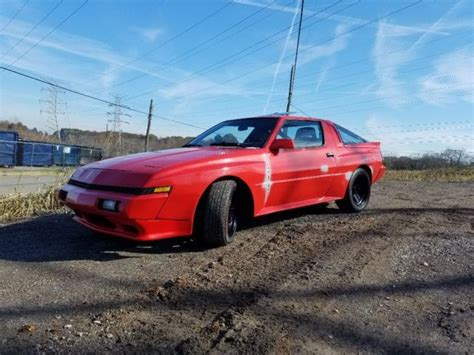 Chrysler Starion by 1986 Chrysler Conquest Tsi Turbo Mitsubishi Starion