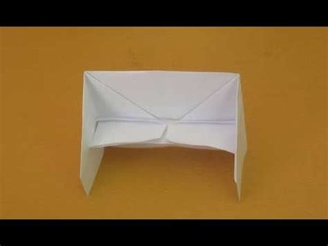 how to make origami sofa paper craft work
