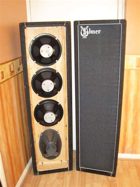 Speaker Column Selmer Tv 35pa Speaker Columns Black Sv Period