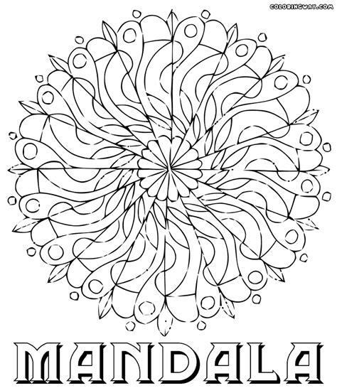 intricate turkey coloring pages intricate mandala coloring pages coloring pages to